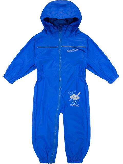 Regatta Puddle IV Overall Kinder oxford blue